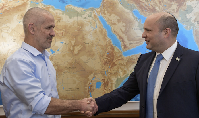 Ronen Bar: Israel's next Shin Bet Director