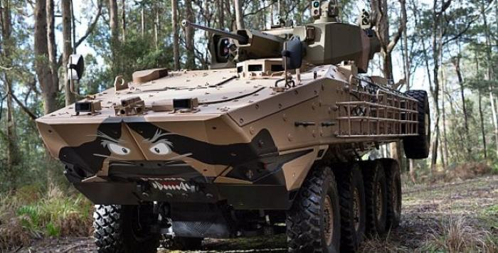 Ghana to procure armored vehicles from Elbit