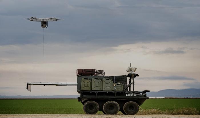 Sky Sapience Unveils HoverMast-Lite Drone