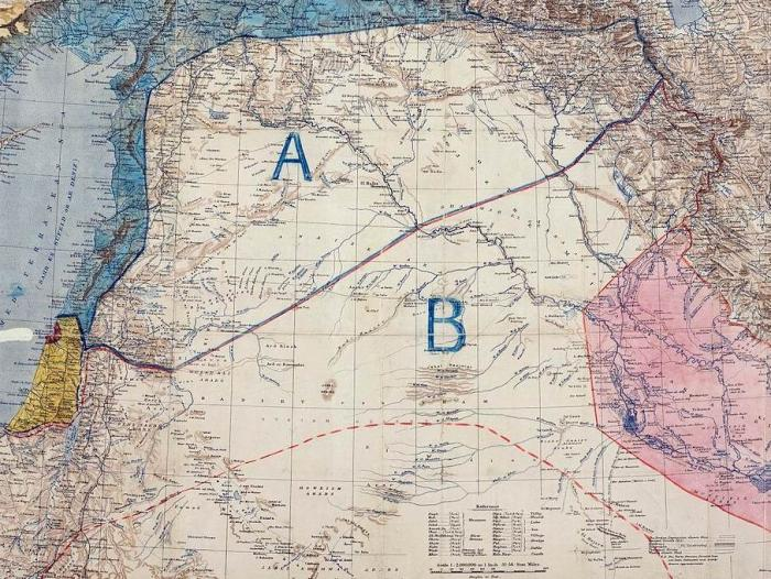 A Century Since The Sykes Picot Agreement Current Challenges