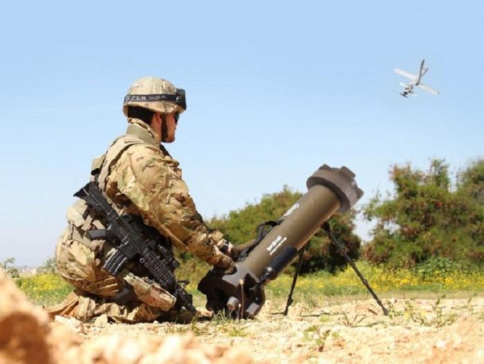 "UVision Showcased HERO-30 Short-Range Loitering System to ""Strategic Customers"""