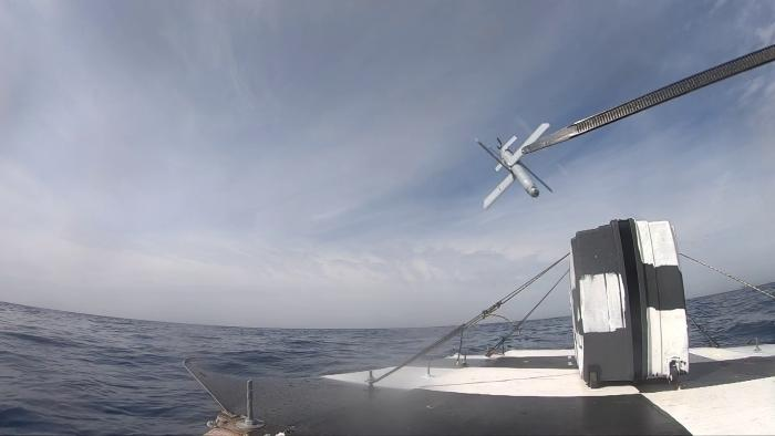 UVision HERO-30 Munition Successfully Completes a NATO Navy Trial