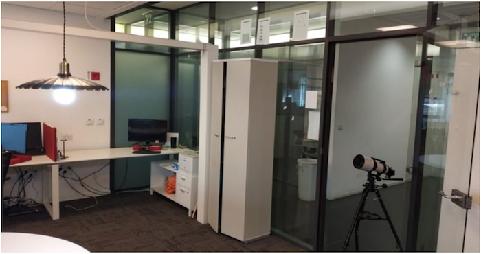 חוקרים מבן גוריון: ניתן להאזין לשיחות באמצעות תזוזות המנורה בחדר
