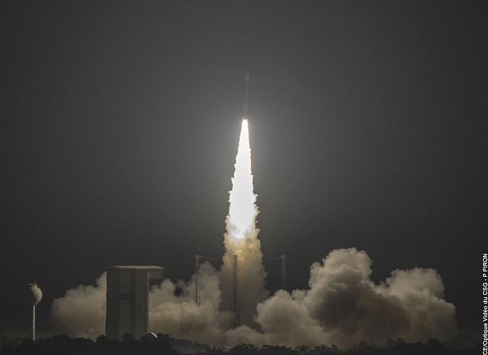 מרוקו שיגרה לווין ביון ראשון בהצלחה. צפי לשיגור השני - בעוד שנה
