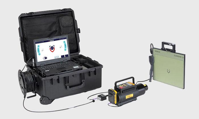 Israel's Vidisco supplies U.S. Air Force with explosive detection systems