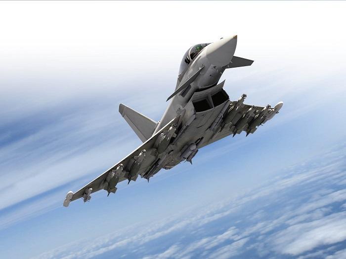 נאמנות משתלמת: סעודיה רוצה לרכוש 48 מטוסי טייפון נוספים מבריטניה