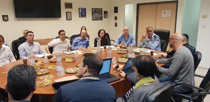 שילוב זרועות של מערך הסייבר הלאומי ומשטרת ישראל