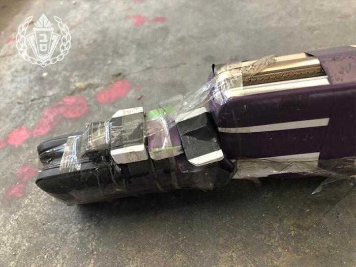 בתוך משאית מזון: סוכלה הברחת טלפונים לאסירים ביטחוניים