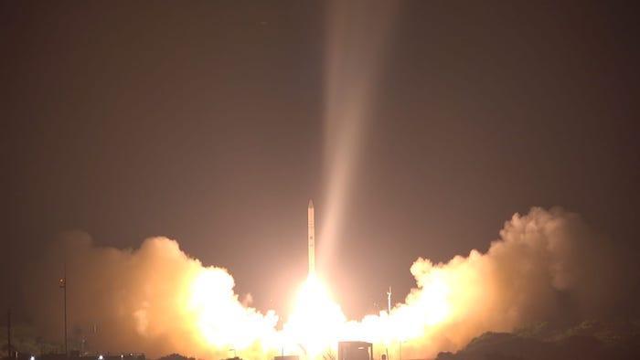 В космос запущен разведывательный спутник «Офек-16», 06.07.20