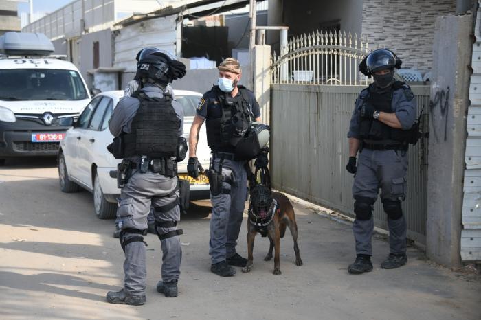 """מלחמת """"מצליח"""": ההתמודדות עם נשק לא חוקי דורשת התנהלות כמו מלחמה"""