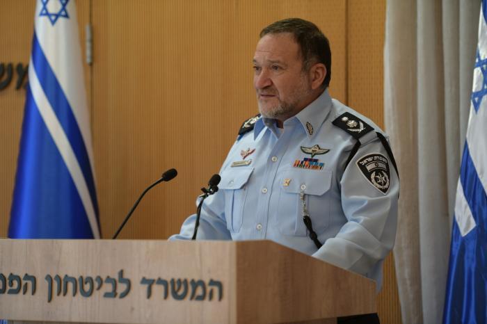 הלווית הענק בירושלים: המשטרה פשטה את הרגל