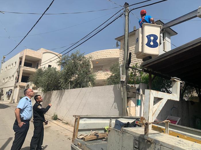 באקה אל גרביה: עשרות מצלמות פיראטיות הוצבו במרחבים ציבוריים ללא אישור
