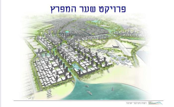 דעה | תכנית ׳שער המפרץ׳ היא תעלת בלאומליך החדשה