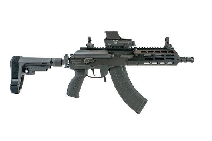 IWI USA מוציאה לשוק דור שני של רובה גליל אייס