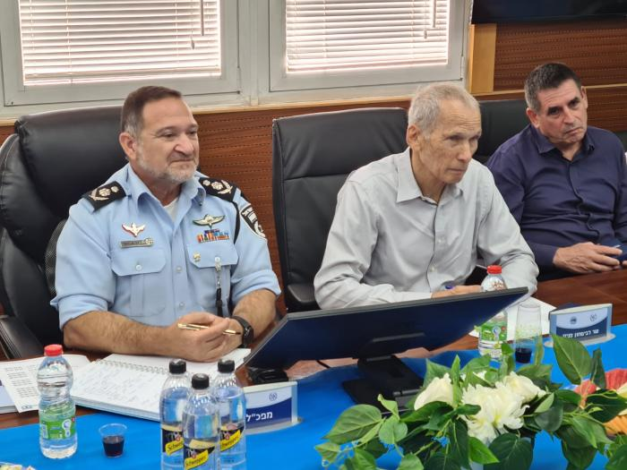 משרד הבט״פ מוסיף 800 תקנים למשטרת ישראל