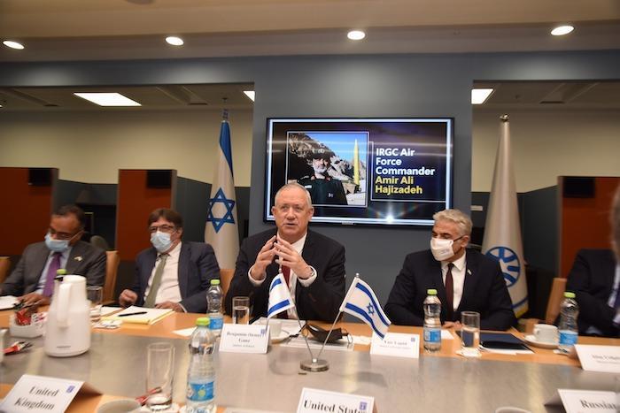 ישראל מאשימה את מפקד זרוע הכטב״מ של משמרות המהפיכה בתקיפת כלי השיט במפרץ