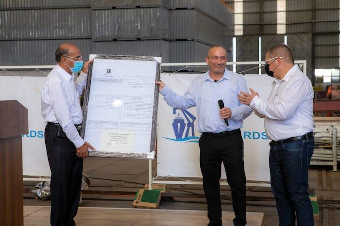 ימים טובים למספנות ישראל: עסקה חדשה עם משהב״ט ורבעון חזק