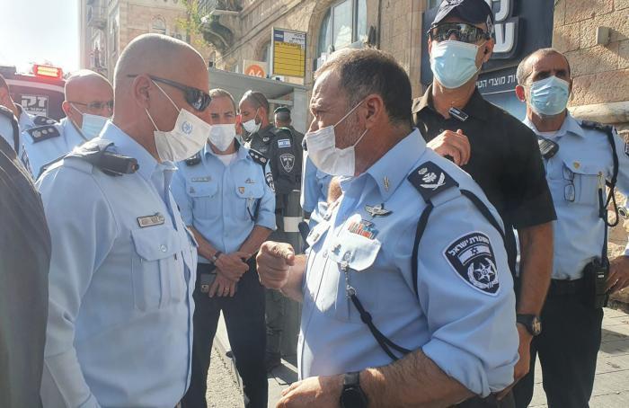 Stabbing attack in Jerusalem