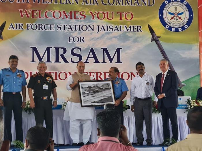 תמורות בדסק הודו של תעשייה אווירית