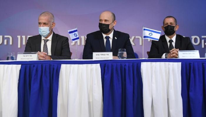ראש השב״כ החדש משדר איום למשפחות הפשע במגזר הערבי