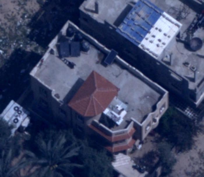 """צה""""ל תוקף מחסני אמל""""ח המוסלקים בבתי משפחות של פעילי טרור"""