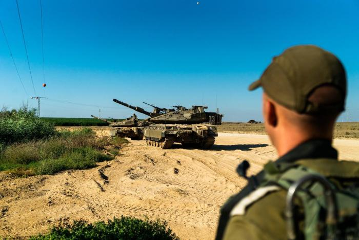 IDF Concludes Large-Scale Exercise in Preparation for Next Gaza War