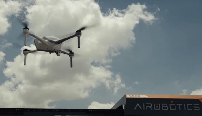Airobotics Shifts Production to the US