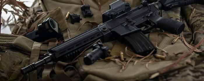 Two new assault rifles of Israel's IWI to be made in India: report