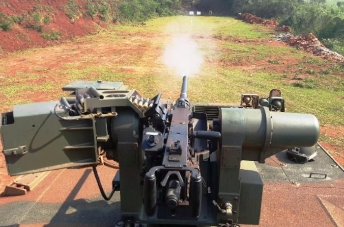 Elbit's Brazilian subsidiary ARES developing new remote-controlled weapon station