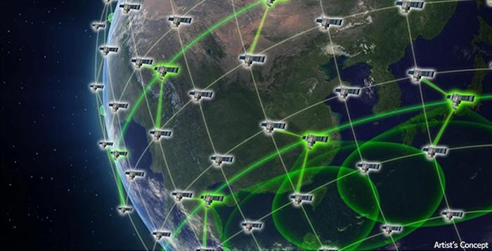 הפנטגון רוצה קונסטלציית לוויני ריגול קטנים