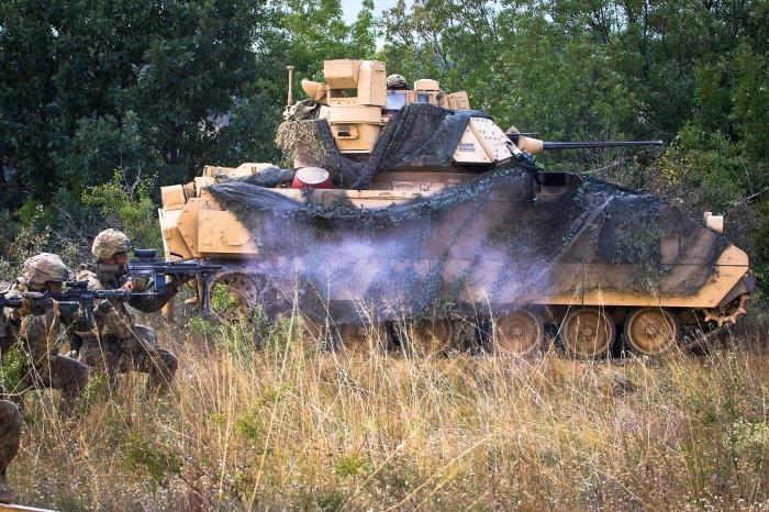 Elbit, Rafael among final contenders for US Army future fighting vehicle project