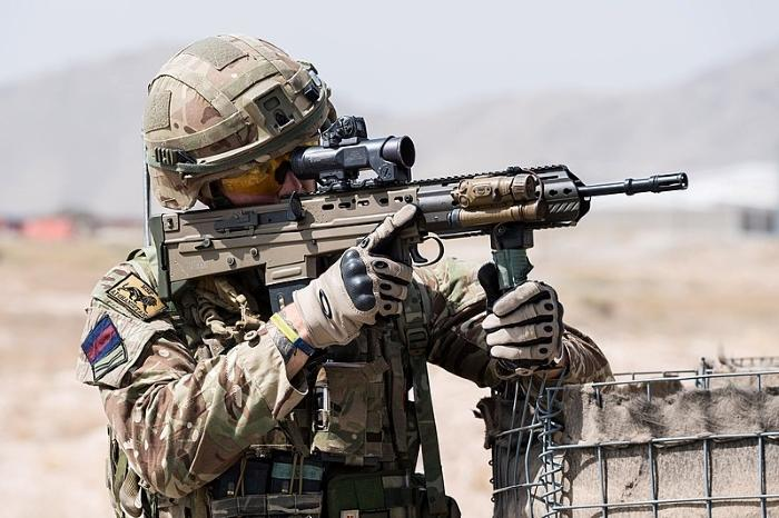 British Army seeks new assault rifle for its new special operations brigade