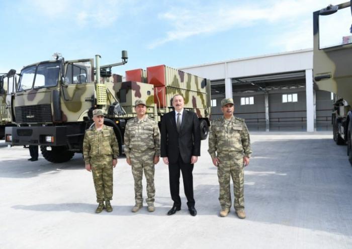 Azerbaijan Buys LORA Weapon System from IAI