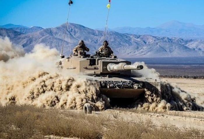 Elbit to modernize weapon systems of Chilean Army tanks, APCs
