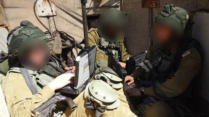 A Peek inside the IDF 8200's Combat Intelligence Unit