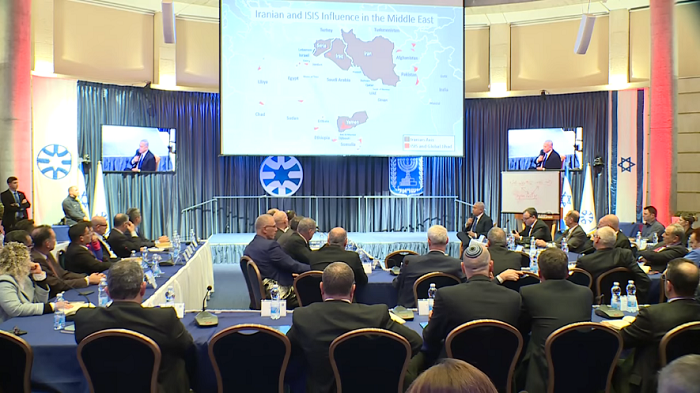 נתניהו: אילמלא ישראל דאעש היה מבוסס בסיני