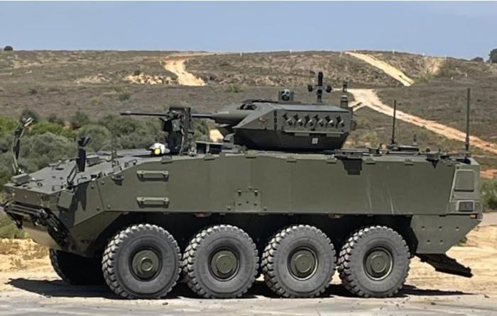 Rafael subsidiary appeals Spain's decision to select Escribano turret for Dragon armored vehicle
