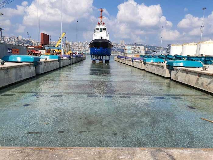 מספנות ישראל תתחזק את מתקני חברת שברון בישראל