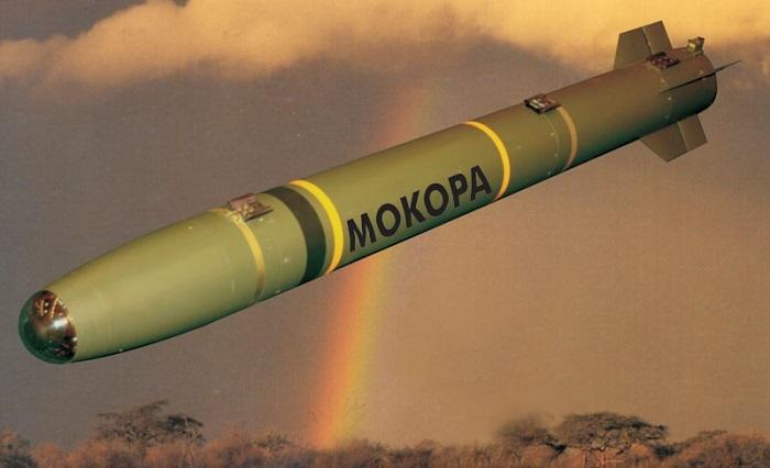 south african anti tank missile mossad