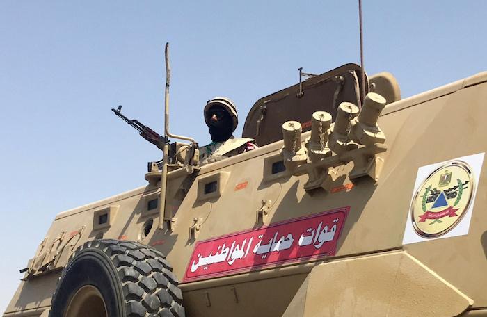 דעה: האם פני מצרים למלחמה עם ישראל?
