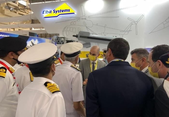 Polish systems based on Elbit technology displayed at MSPO 2021 defense exhibition