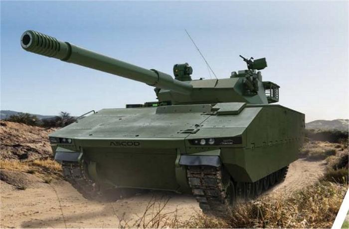 Elbit chosen to supply light tanks, wheeled APCs to Philippine Army, report says