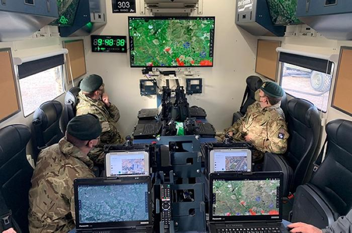 Elbit's 'TORCH-X'-based battle management system deployed in NATO exercise