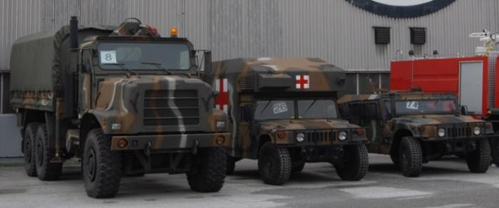 SK Group and Plasan acquire Greek military vehicle company