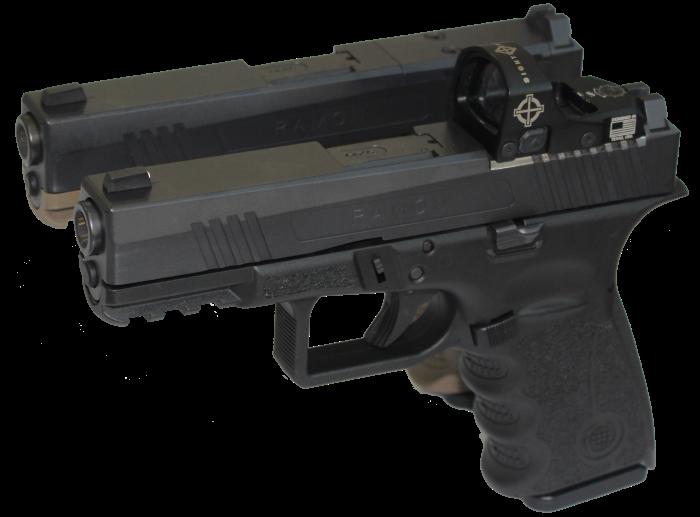 Emtan presents new member of 'Ramon' pistol family