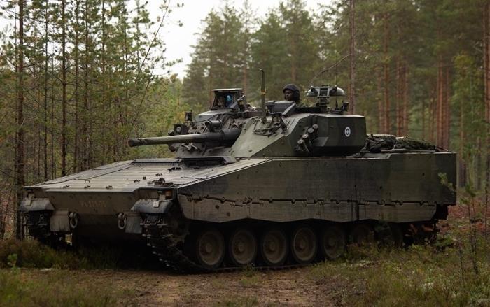 BAE to upgrade Finland's CV90 infantry fighting vehicle fleet
