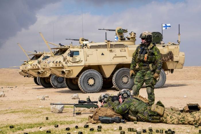 Defense company Patria to provide 6x6 armored vehicles to Finland and Latvia