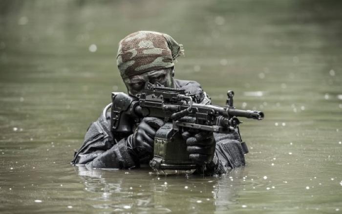 Norway orders 4,000 'FN Minimi' light machine guns from FN Herstal