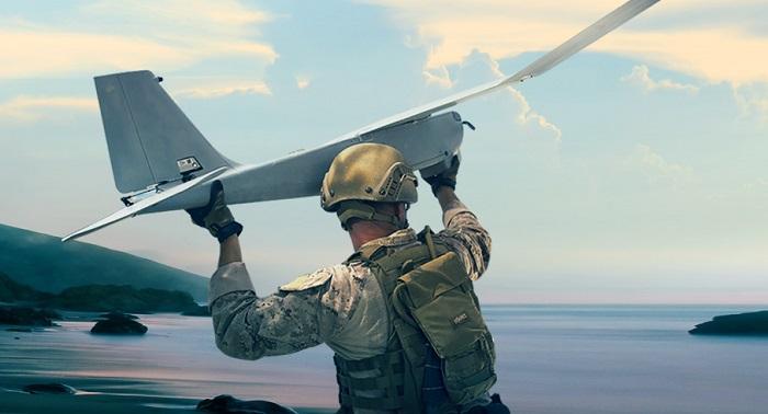 """צבא מצרים רוכש מל""""טי RQ-20B"""