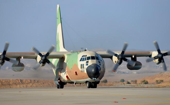Iaf Upgrades C 130 Hercules Aircraft Israel Defense